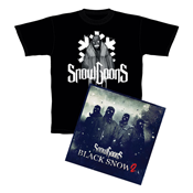 Blacksnow 2 Vinyl & Shirt Bundle